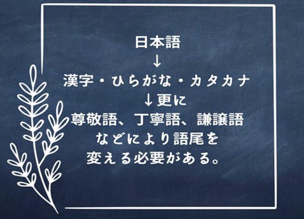 日本在住の外国人が日本語を話せるわけ